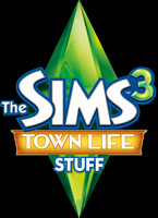 /products/The Sims 3: Town Life Stuff/logo.jpg