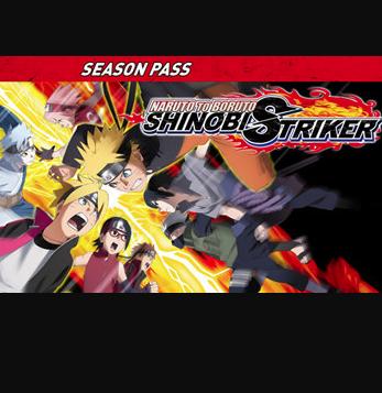 Naruto to Boruto: Shinobi Striker - Season Pass (DLC) Steam Key