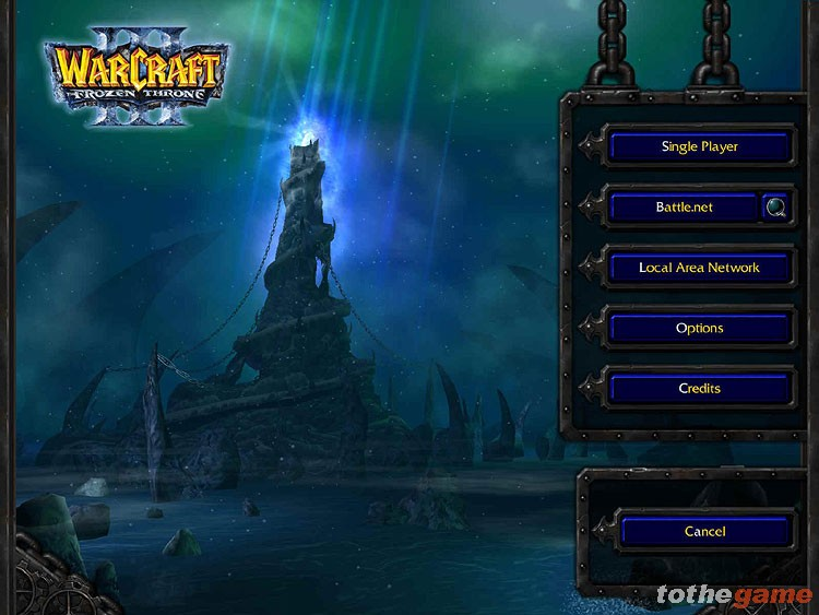 Warcraft 3: The Frozen Throne Battle Net Key