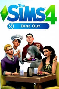 The Sims 4: Dine Out Origin Key